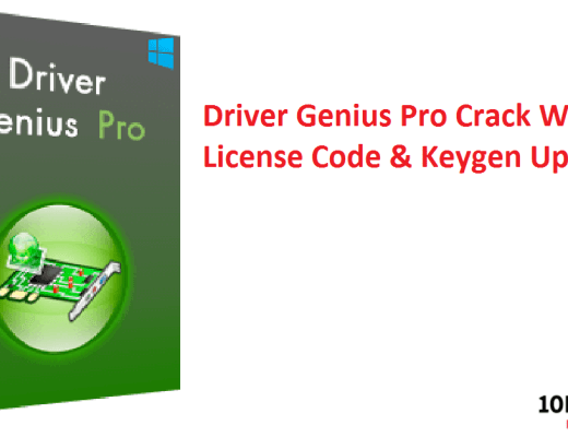 Driver Genius Pro Crack With License Code & Keygen Updated