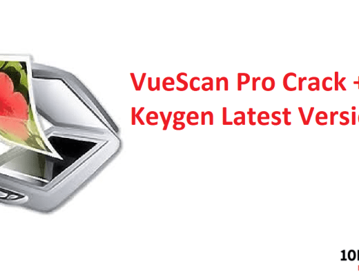 VueScan Pro Crack + Keygen Latest Version
