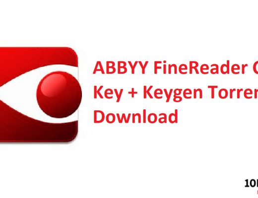 ABBYY FineReader Crack Key + Keygen Torrent Download