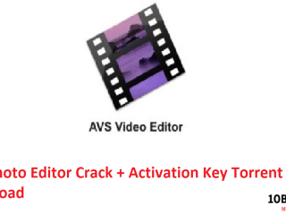 AVS Photo Editor Crack + Activation Key Torrent Download