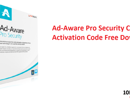 Ad-Aware Pro Security Crack + Activation Code Free Download