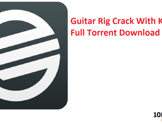 Guitar Rig Crack With Keygen Full Torrent Download Free