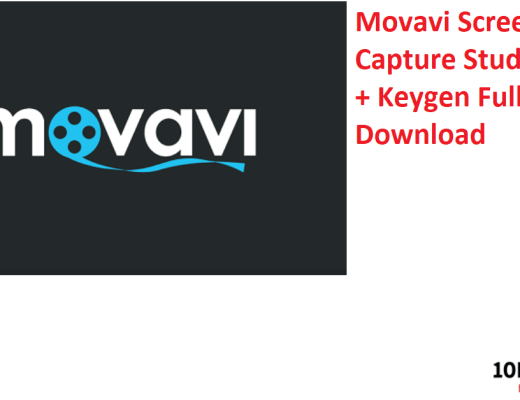 Movavi Screen Capture Studio Crack + Keygen Full Download