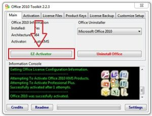 Office 2010 Toolkit Product Key