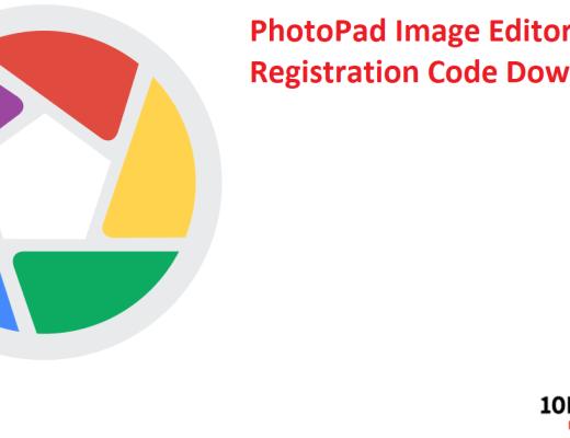 PhotoPad Image Editor Crack + Registration Code Download