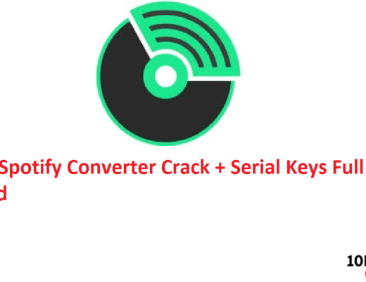 TunesKit Spotify Converter Crack + Serial Keys Full Download