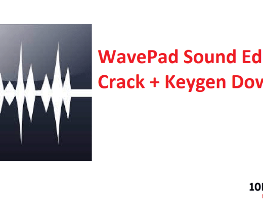 WavePad Sound Editor Crack + Keygen Download