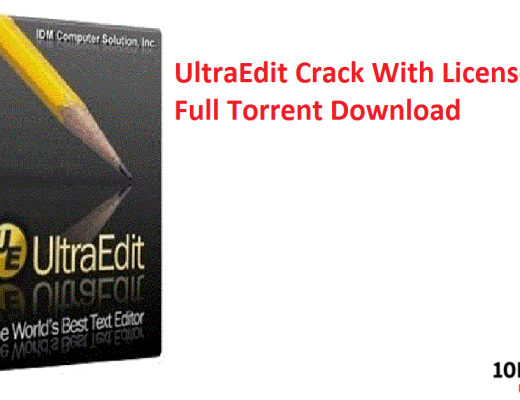 UltraEdit Crack With License Keys Full Torrent Download