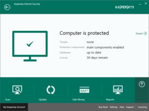 Kaspersky Total Security Key
