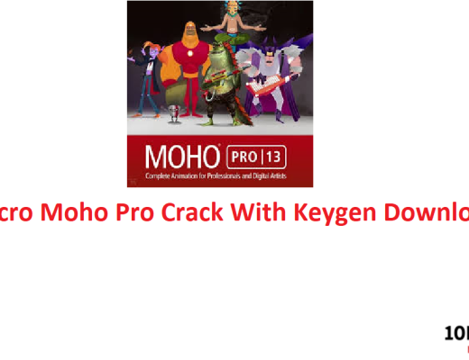 Smith Micro Moho Pro Crack With Keygen Download