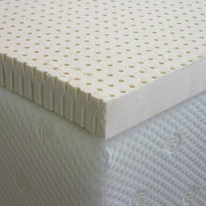 Latex material mattress