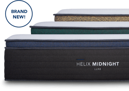 Helix Midnight Luxe mattress