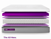 New Mattress by Purple