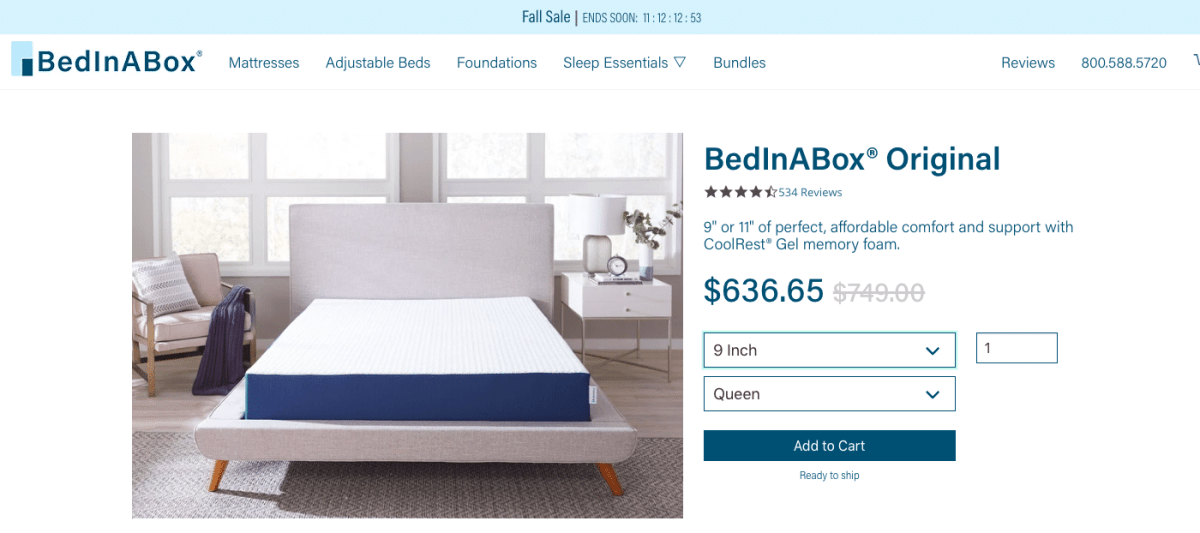 Best Mattress Delivered In A Box 2