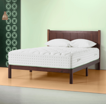 Zinus Olive Oil brand bed