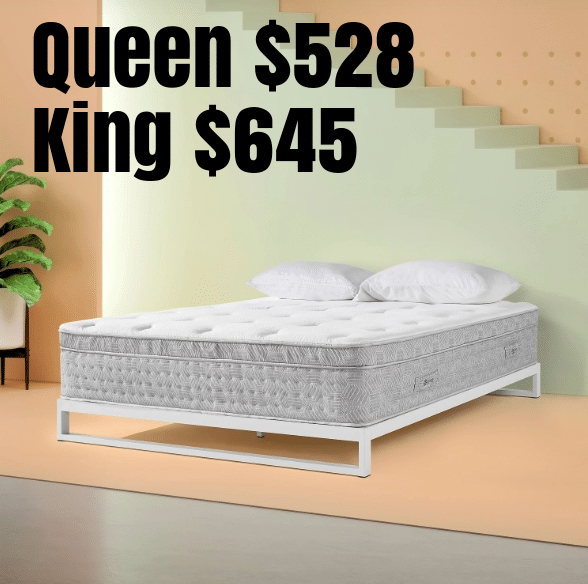 Zinus Mattress Prices