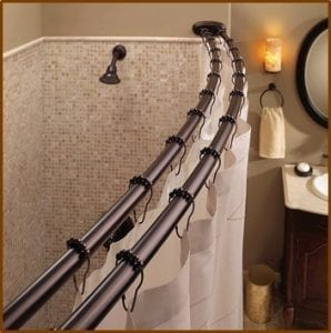 the 10 best tension shower rods