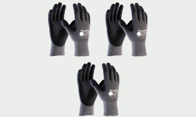 Maxiflex 34-874 Ultimate Nitrile Work Gloves