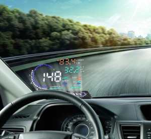 Best Car HeadUp Displays HUDs Oct Buyers Guide - Car display