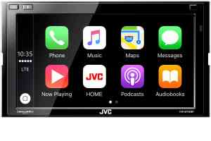 JVC KW-M730BT review
