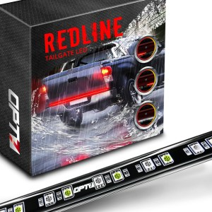 OPT7 60″ Redline LED Tailgate Light Bar review