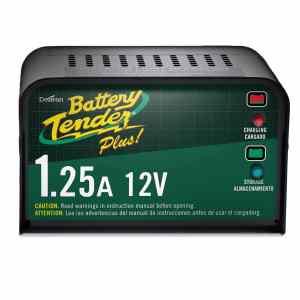Battery Tender Plus review