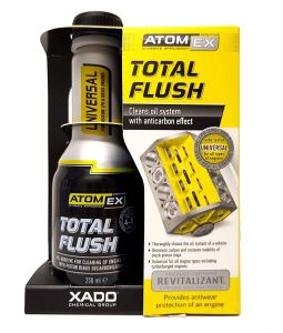 XADO Engine Oil System review