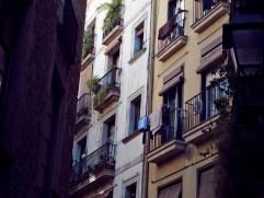 Barcelona Balconies