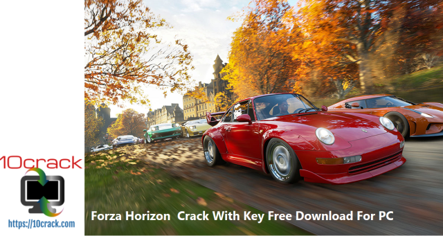 Forza Horizon Crack With Key Free Download For PC