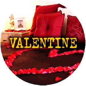 Διακοσμητικές ιδέες - Άγιος Βαλεντίνος