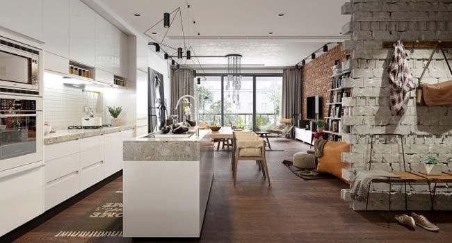 Εκπληκτικά Διαμερίσματα που επιδεικνύουν το Σκανδιναβικό Interior Design -Μέρος 2ο