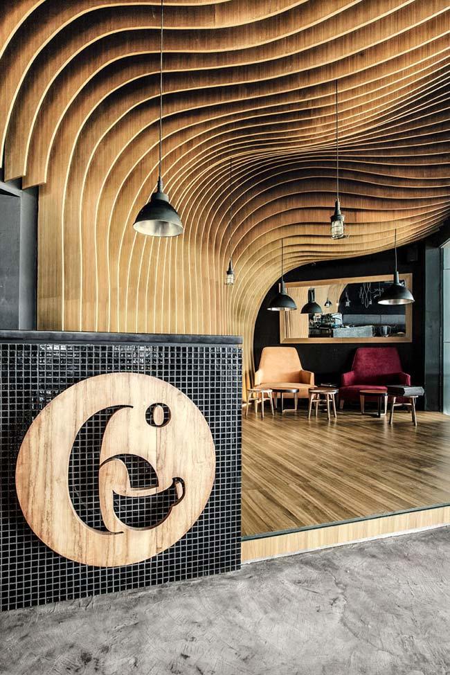 Δημιουργικές και σύγχρονες επιγραφές ξύλου