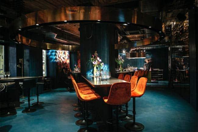 Νέο-Ρωσικό Design σε Cafe Bar