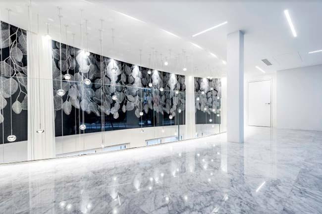 Design φωτισμού στο Riva Caccia Residence, Lugano – Switzerland
