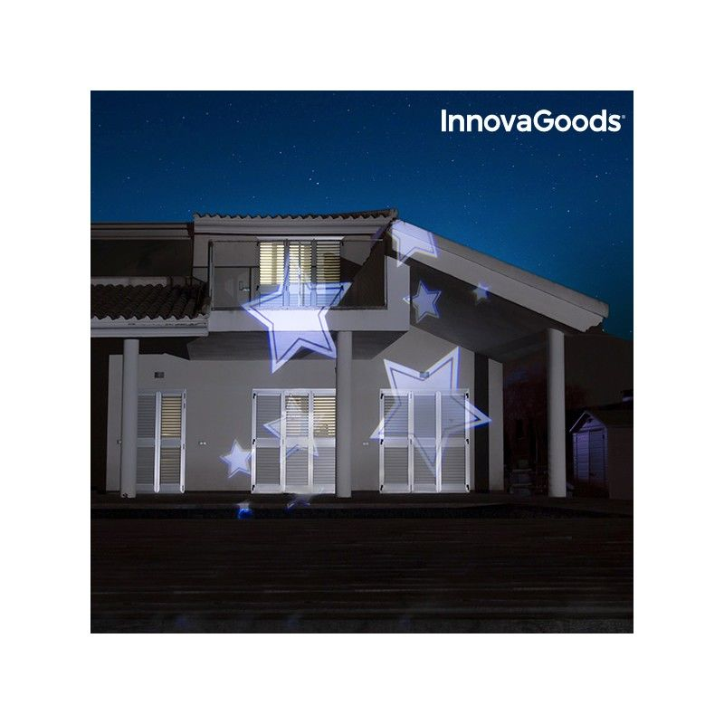 Διακοσμητικός Προβολέας LED για Εξωτερικούς Χώρους