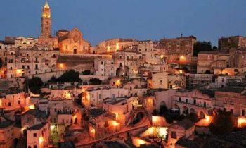 Ματέρα: Μια πόλη στην Ιταλια Πολιτιστική Πρωτεύουσα 2019