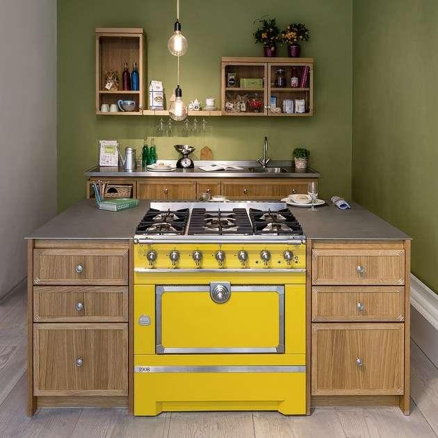 Μια μίνι νησίδα στην κουζίνα σας