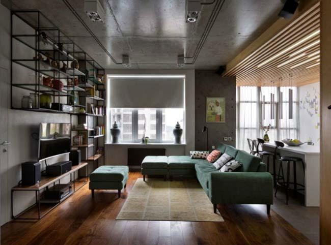 Βιβλιοθήκη/Ραφιέρα στη διακόσμηση και στο Livingroom