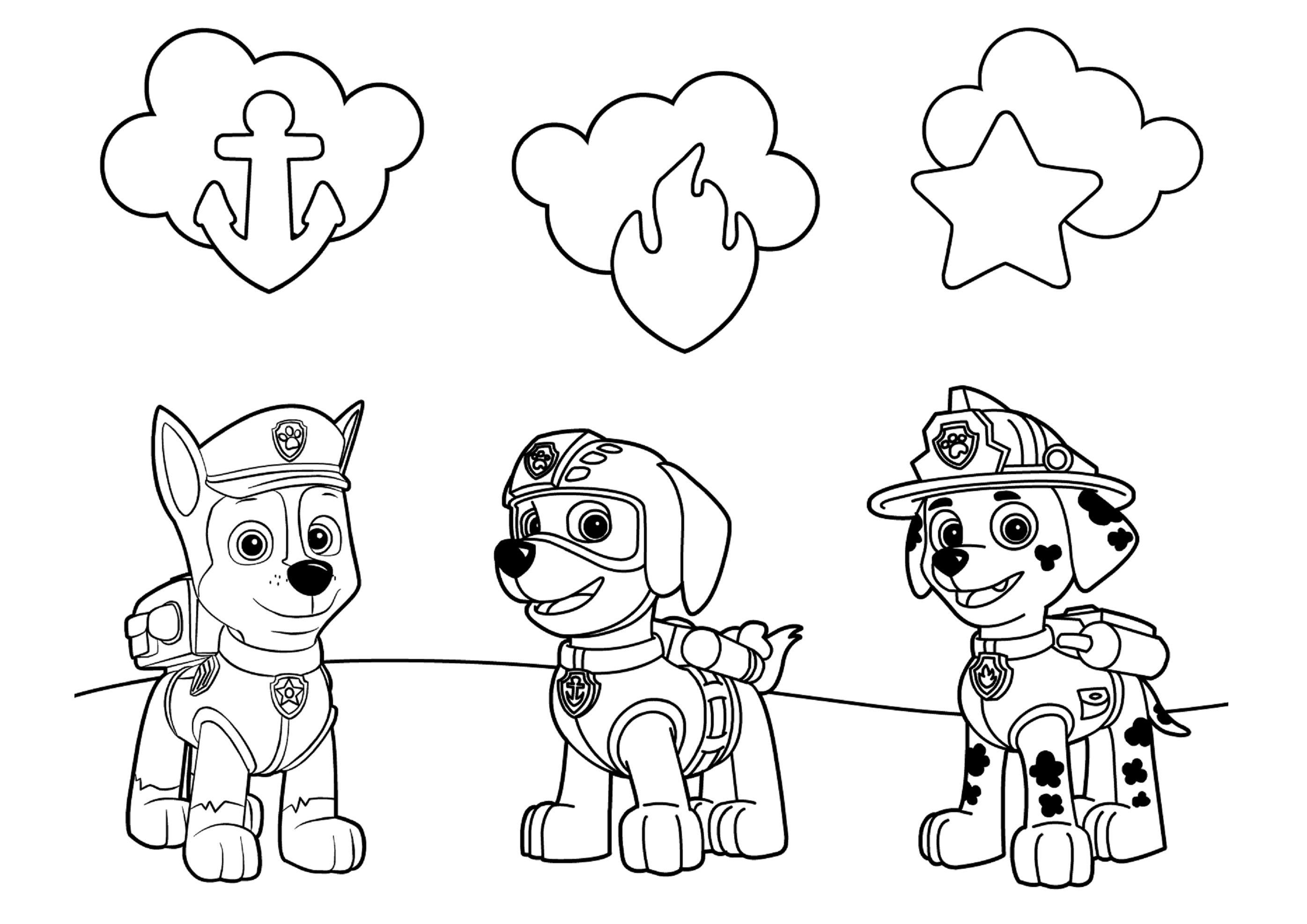 Ryder Paw Patrol Para Colorear Paw Patrol Ryder Coloring Page Free