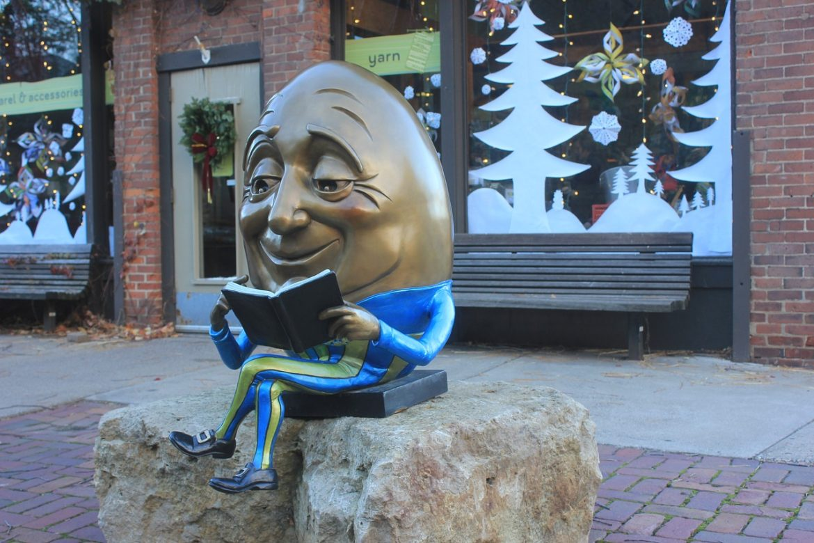 Was Humpty Dumpty A Cannon Or An Egg