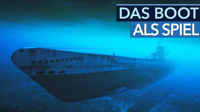 u-96 das boot als spiel - wie gut ist uboat?
