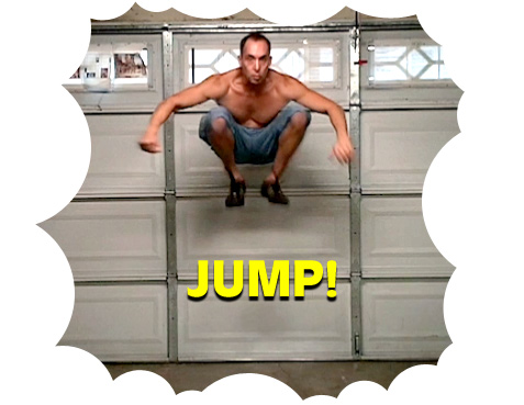High Jumps!