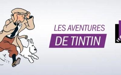 (Français) Les Aventures de Tintin : France Culture | 7-11ans