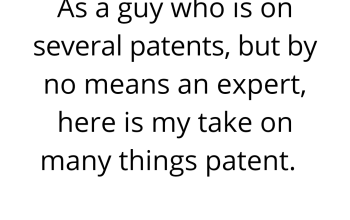 What's a Patent?
