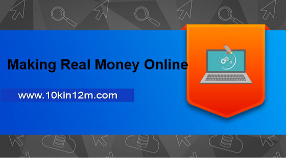 Making Real Money Online