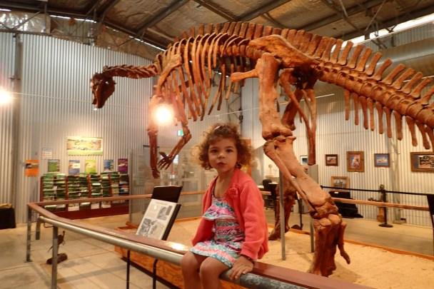 Musée du dinosaure