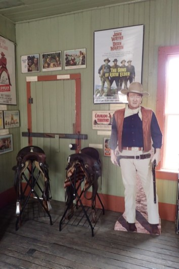 John Wayne's movie