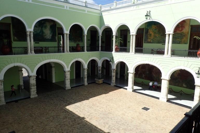 Le palais du gouverneur