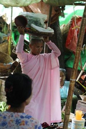 le marché de Nyaung U