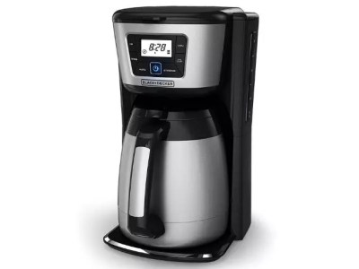 Black + Decker Thermal Coffee maker